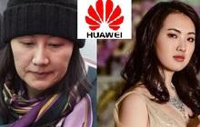 """Những điều ít biết về """"Đại Công chúa Huawei"""": Tài giỏi, khí chất """"át vía"""" cô em cùng cha khác mẹ kém 26 tuổi vừa gia nhập Cbiz"""