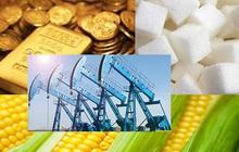 """Thị trường ngày 19/1: Giá dầu giảm, vàng tăng, ngô cao nhất 7 năm, quặng sắt lập """"đỉnh"""" 4 tuần"""