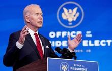 Ông Biden tới Washington nhậm chức khi nước Mỹ chia rẽ sâu sắc, an ninh được siết chặt