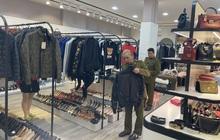 Phát hiện cửa hàng bán đồ hiệu nhập lậu trị giá trên 1,5 tỷ đồng