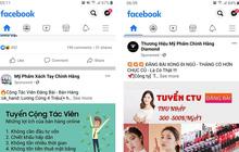 Cảnh báo bẫy lừa từ trò quảng cáo kiếm tiền qua mạng xã hội