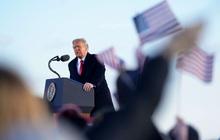 [Cập nhật]: Ông Trump chính thức rời Nhà Trắng trong buổi sáng cuối cùng làm Tổng thống Mỹ