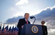 """Chính thức rời Nhà Trắng, ông Trump tuyên bố """"sẽ trở lại"""""""