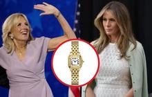 Đồng hồ bạc tỷ của các Đệ nhất Phu nhân Mỹ: Phong cách khác nhau nhưng đều điểm chung là đắt đỏ