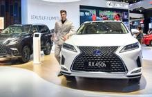 Lexus triệu hồi 1.334 xe tại Việt Nam do lỗi bơm nhiên liệu