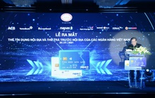 7 ngân hàng Việt chính thức ra mắt thẻ chip tín dụng nội địa