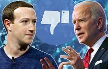 Tương lai bấp bênh của Facebook dưới thời Tổng thống Biden
