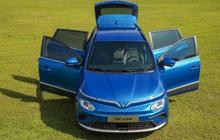 Chi tiết VinFast VF e34: Thiết kế trung tính, giá 690 triệu đồng, giao xe cuối năm