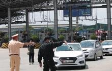 Hà Nội dỡ chốt kiểm soát trên cao tốc Hà Nội - Hải Phòng