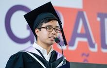 """Thủ khoa tốt nghiệp điểm tuyệt đối Đại học RMIT: """"Tôi chơi nhiều hơn học"""""""