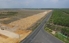 Sân bay Long Thành vẫn chậm giải phóng mặt bằng