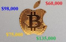 Thị trường tiền điện tử bùng nổ với vốn hóa vượt Apple, Bitcoin sẵn sàng tăng gấp đôi và chạm mốc 135.000 USD vào cuối năm?