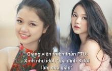 Chân dung nữ giảng viên FTU từng lọt Top 5 Miss Teen: Đẹp dịu dàng mà không chói loá, thông thạo 3 ngôn ngữ, GPA tốt nghiệp 3.9/4.0