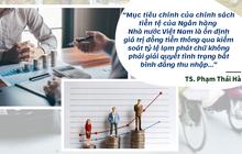 Chính sách tiền tệ hướng tới giảm thu nhập bất bình đẳng ở Việt Nam