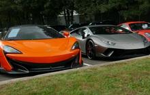 Chàng trai mở đại lý Kia nhưng bán Mer, Audi, Lamborghini: Khách mua McLaren theo kiểu Sorento, Lamborghini Huracan bảo dưỡng cạnh Kia Telluride