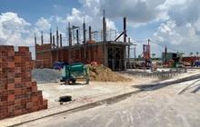 Giải ngân vốn tại các công trình thuộc dự án tái định cư sân bay Long Thành ở mức thấp