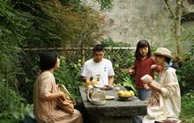 Cặp vợ chồng từ chối mua nhà ở thành phố, về quê xây nhà nhỏ bên khoảng sân vườn trồng rau và hoa mỗi ngày