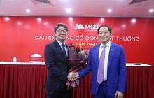 Chủ tịch Ngân hàng Hàng Hải đăng ký mua 10 triệu cổ phiếu MSB