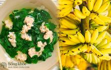 6 loại thực phẩm cơ thể rất cần được bổ sung mỗi ngày để tăng cường miễn dịch giữa lúc dịch Covid-19, người cao tuổi cũng khỏe hơn trông thấy
