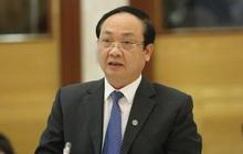 Nguyên Phó Chủ tịch Hà Nội Nguyễn Thế Hùng bị kỷ luật cảnh cáo