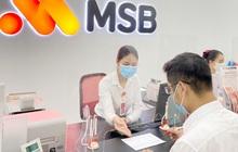 Lợi nhuận của MSB trong 9 tháng đã vượt xa kế hoạch cả năm