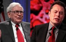 """Elon Musk """"cà khịa"""" Warren Buffett: Muốn giàu bằng tôi hãy mua cổ phiếu Tesla!"""