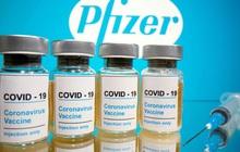 CDC Mỹ công bố kết quả mới về hiệu quả vaccine Pfizer cho trẻ em