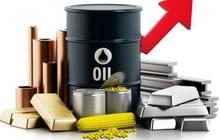 Thị trường ngày 21/10: Giá dầu, vàng, đồng, sắt thép… tăng mạnh, riêng than giảm