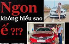 Bỏ Mazda3, CX-5 để mua Kia Optima, loạt người dùng nhận xét: Hài lòng nhưng vẫn mong Kia K5 có nhiều cải thiện