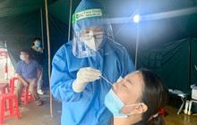 Sáng 21/10, Nghệ An ghi nhận 25 ca dương tính SARS-CoV-2, có 4 ca cộng đồng