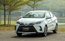 Toyota Vios bất ngờ nhận ưu đãi khủng cuối tháng 10, quyết lấy lại ngôi vương từ Hyundai Accent