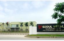 Lợi nhuận Seoul Metal - nhà cung ứng ốc vít cho Samsung Việt Nam tăng vọt trong quý 3