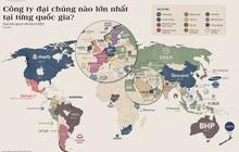 Công ty đại chúng nào lớn nhất tại từng quốc gia?
