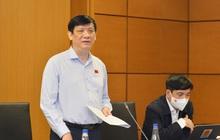 Bộ trưởng Bộ Y tế: 'Sang năm, Việt Nam có thể mở rộng tiêm vaccine Covid-19 cho trẻ trên 3 tuổi'