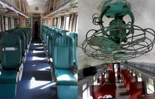 Hình ảnh đối lập của các toa tàu Việt Nam đang sử dụng - có cả hạng sang đến hạng cũ khó tin