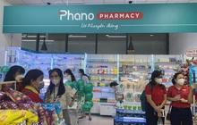 Phano Pharmacy - chuỗi nhà thuốc mới được tích hợp vào hệ sinh thái của Winmart: Số cửa hàng chưa bằng 1/10 Pharmacity nhưng tuyên bố doanh thu số 1 thị trường