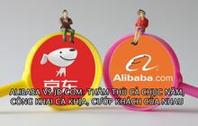 Thâm thù giữa Alibaba và JD.com: Ghét nhau như chó với mèo, công khai 'cà khịa', cướp khách của nhau một cách trắng trợn