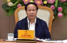 Phó Thủ tướng Lê Văn Thành: 'Chênh lệch giá thịt lợn bất hợp lý, ảnh hưởng đến hàng chục triệu dân'