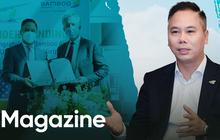 """CEO Bamboo Airways mổ xẻ chuyện """"điên rồ, lãi lỗ"""" và thử thách ngàn cân khi bay thẳng tới Mỹ"""