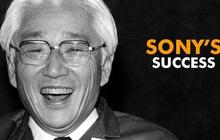Chân dung 'cha đẻ' tập đoàn Sony: Akio Morita và hành trình tạo nên dấu ấn 'Made in Japan' không thể phai mờ