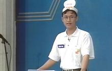 Á quân Olympia mùa 1 Nguyễn Thành Vinh được phong Phó Giáo sư: Đọc dòng giới thiệu của trường Đại học mà tự hào!