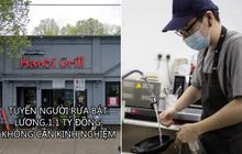 Tuyển nhân viên rửa bát lương 1,1 tỷ đồng, không cần bằng cấp hay kinh nghiệm, đi làm luôn: Tin tuyển dụng gây ngỡ ngàng của một nhà hàng Canada