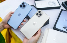 iPhone 13 Pro Max cháy hàng toàn bộ tại Việt Nam, một đại lý thông báo đạt doanh số 200 tỷ sau 1 ngày mở bán