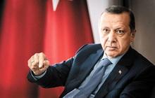 """Tổng thống Thổ Nhĩ Kỳ """"đuổi"""" 10 đại sứ phương Tây, bao gồm cả Mỹ, Đức và Pháp"""