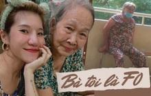 """Chuyện về những người bà """"chiến thắng tử thần"""": Sức mạnh đến từ tình thương của cháu con, sẽ ổn cả thôi nếu chúng ta siết tay nhau!"""