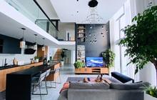 Penthouse 3 tầng của nữ chủ nhân 37 tuổi với chi phí hoàn thiện gần 4 tỷ đồng ở ngoại thành Hà Nội