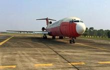 Đề xuất hướng xử lý máy bay Boeing bị 'bỏ quên'tại sân bay Nội Bài