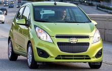 Triệu hồi 2.853 xe Chevrolet Spark Van