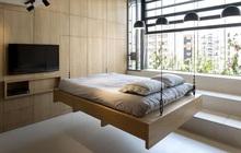 """Mãn nhãn với những thiết kế giường """"thông minh"""", giải pháp cho những căn nhà chật hẹp"""