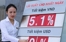 Lãi suất tiết kiệm ngân hàng nào cao nhất?